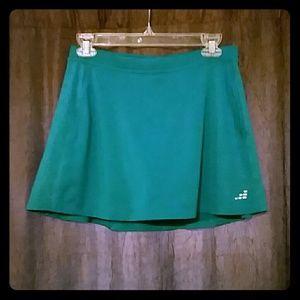 Bcg brand, Teal Tennis Skort, Size Medium